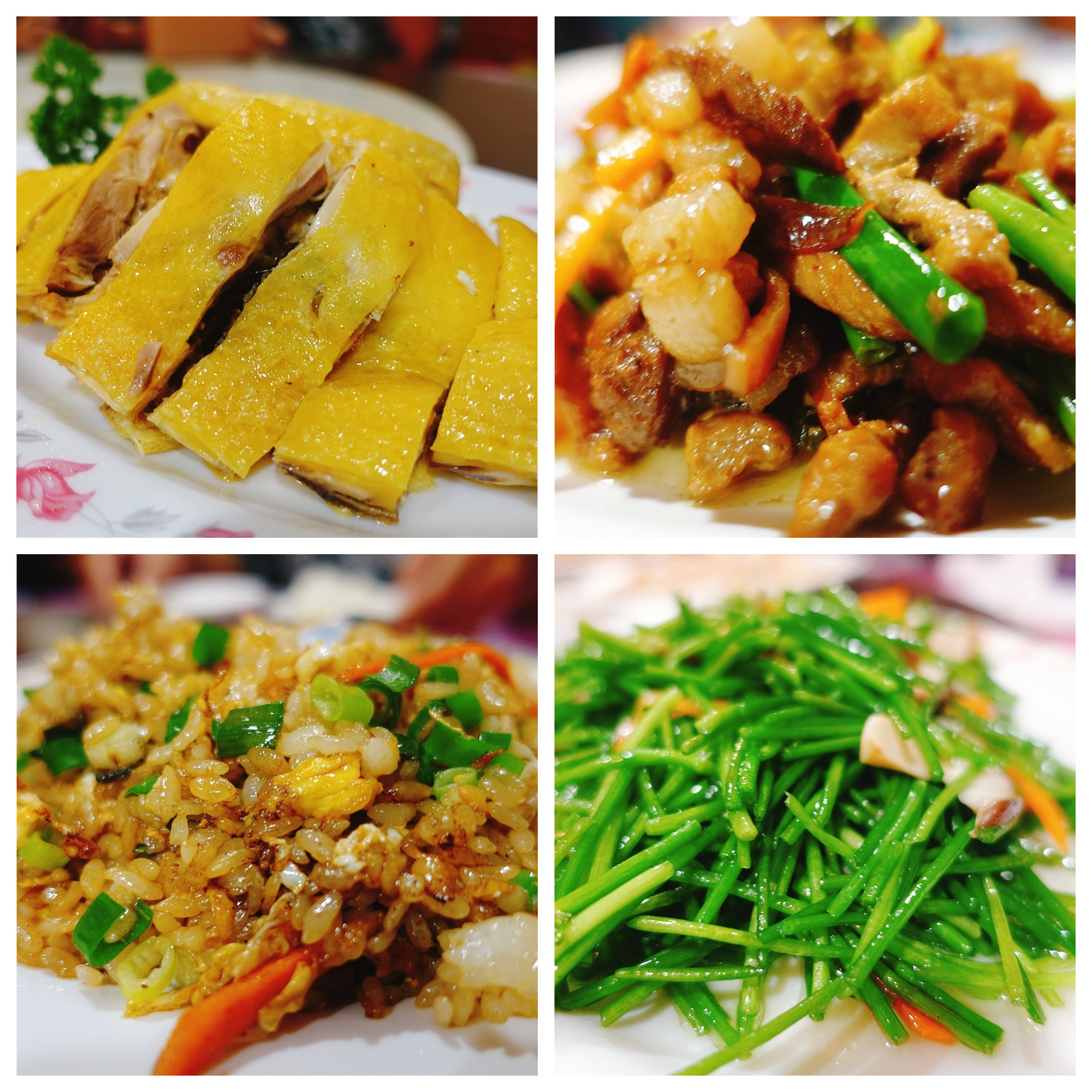 【台東池上】翠華小館|客家合菜|薑絲大腸超大份量又好吃