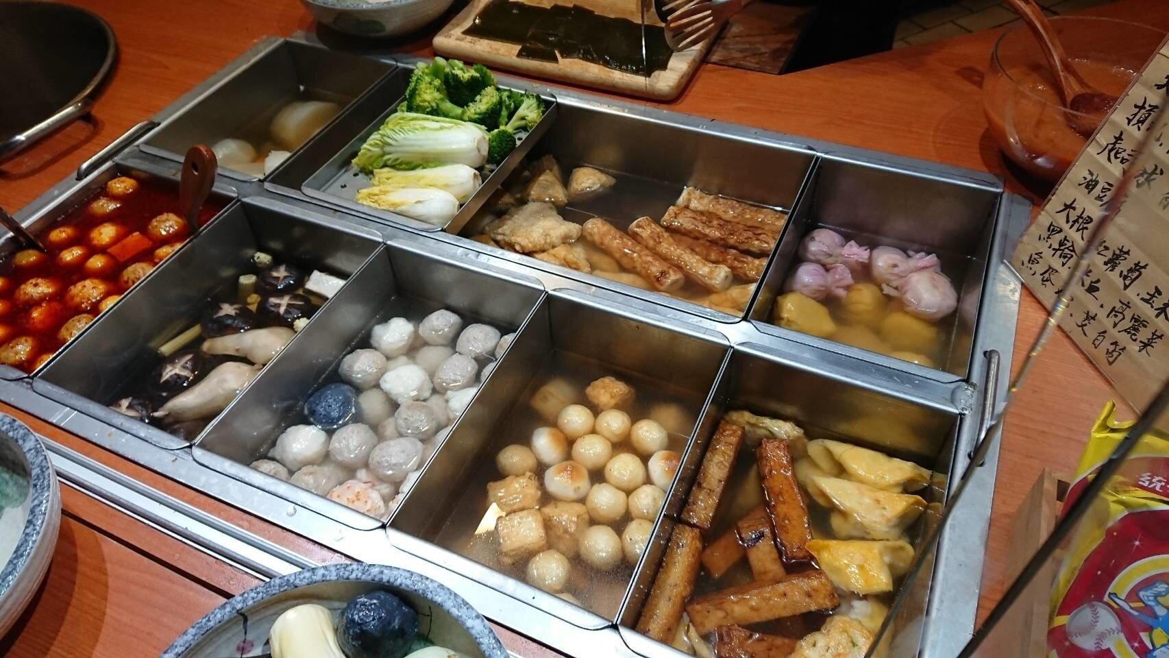 【花蓮市區】一所懸命小料理–下班疲憊時的好夥伴~超美味關東煮