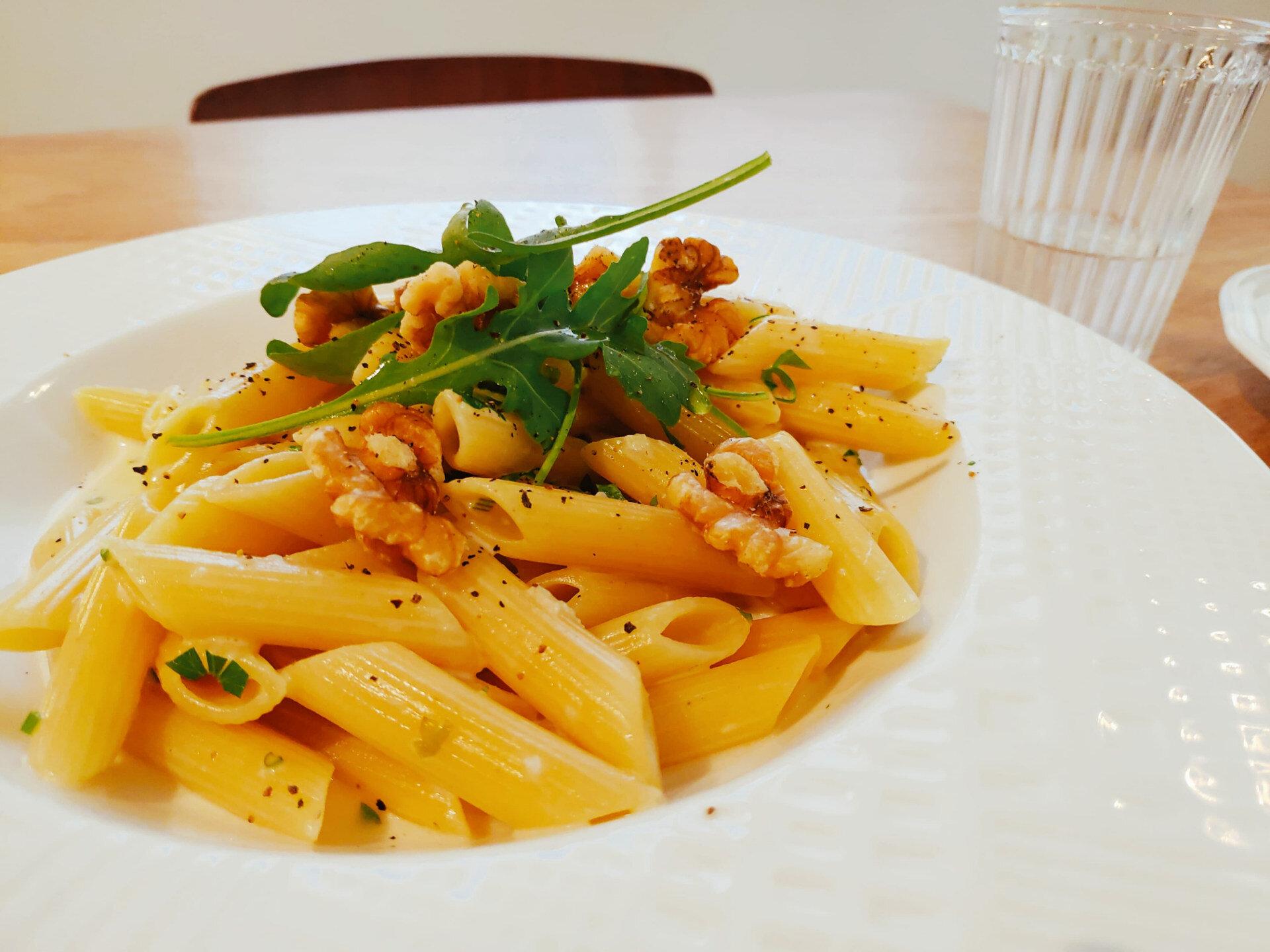 【花蓮市區】Piatto+菜–滿溢著起司的美味筆管麵X健康蔬食料理