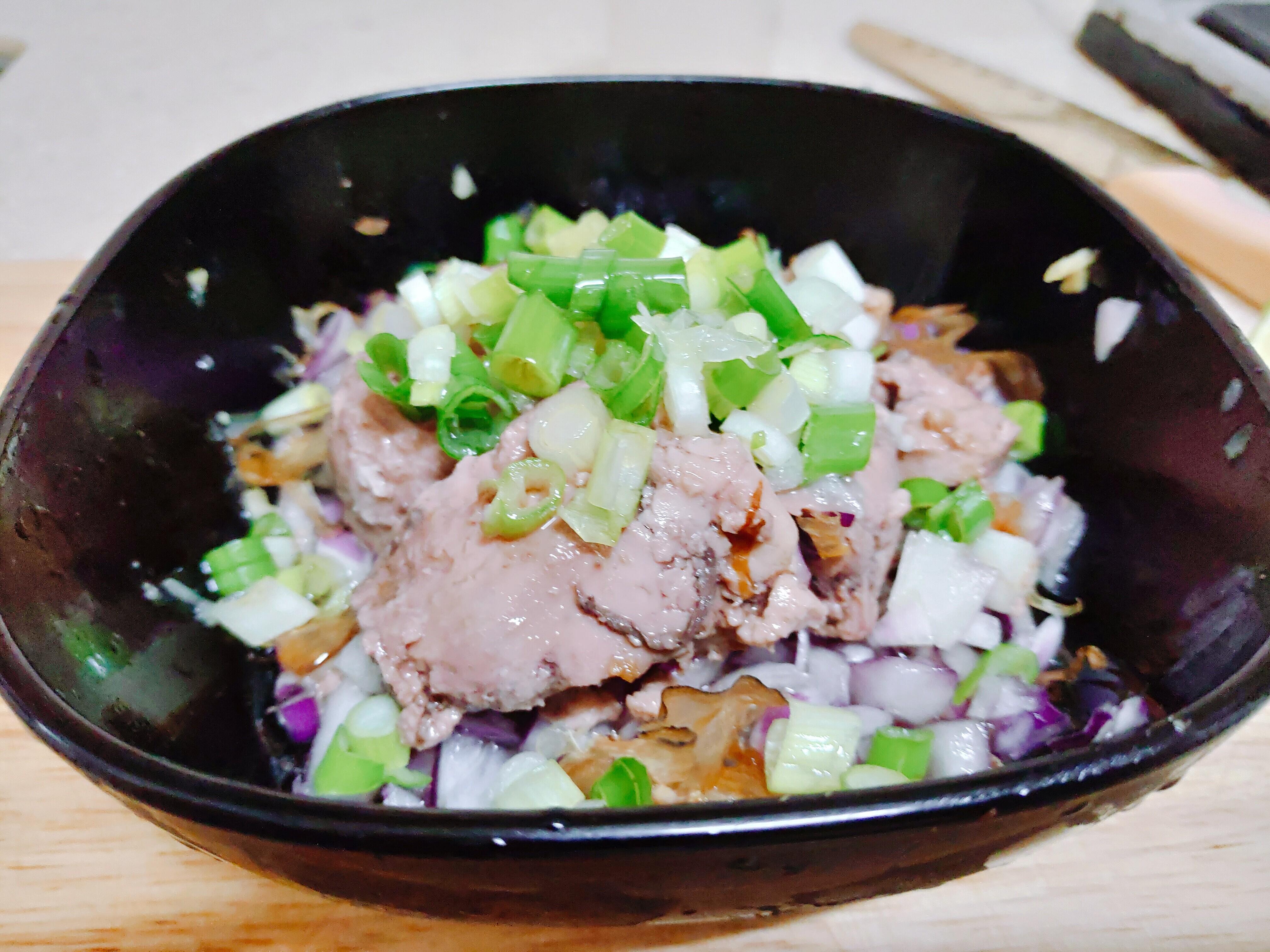【食譜】和風涼拌鱈魚肝|三分鐘就能美美的上餐桌