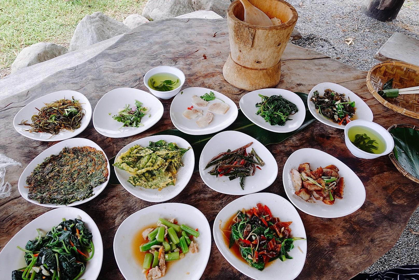 【台東東河】達麓岸部落屋|壯麗海景相伴的特色原住民無菜單料理