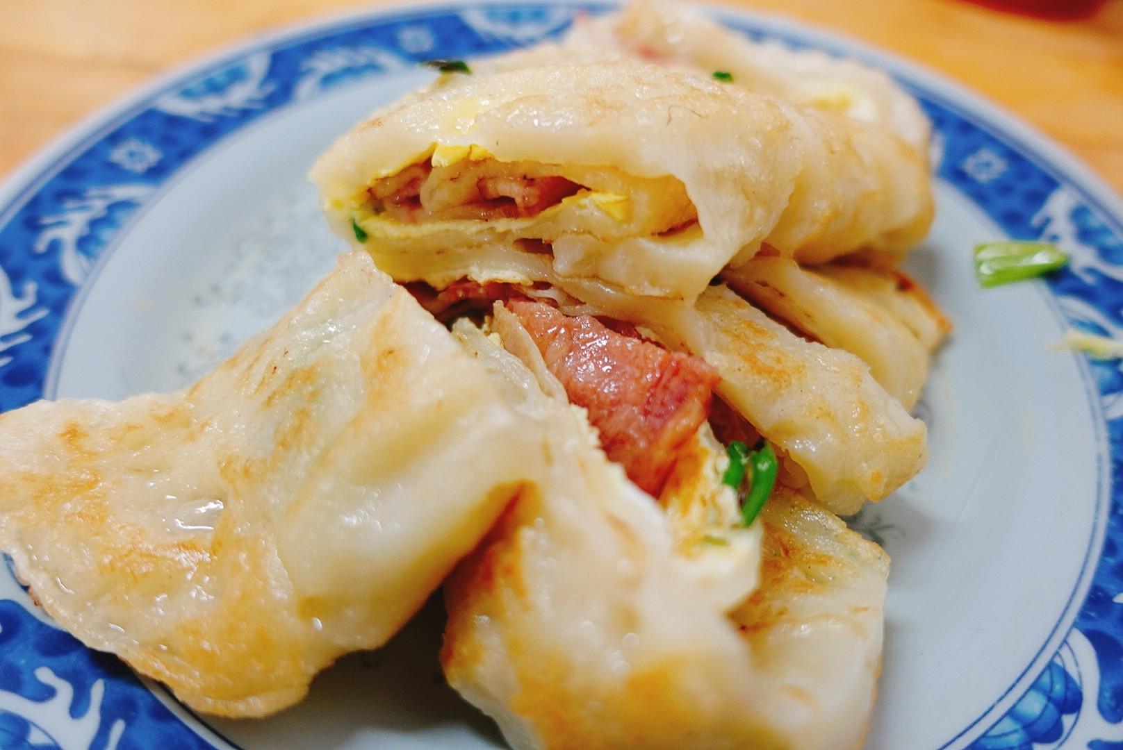 【花蓮鳳林】三理堂早餐店|堅持傳統古早味的美味厚實蛋餅