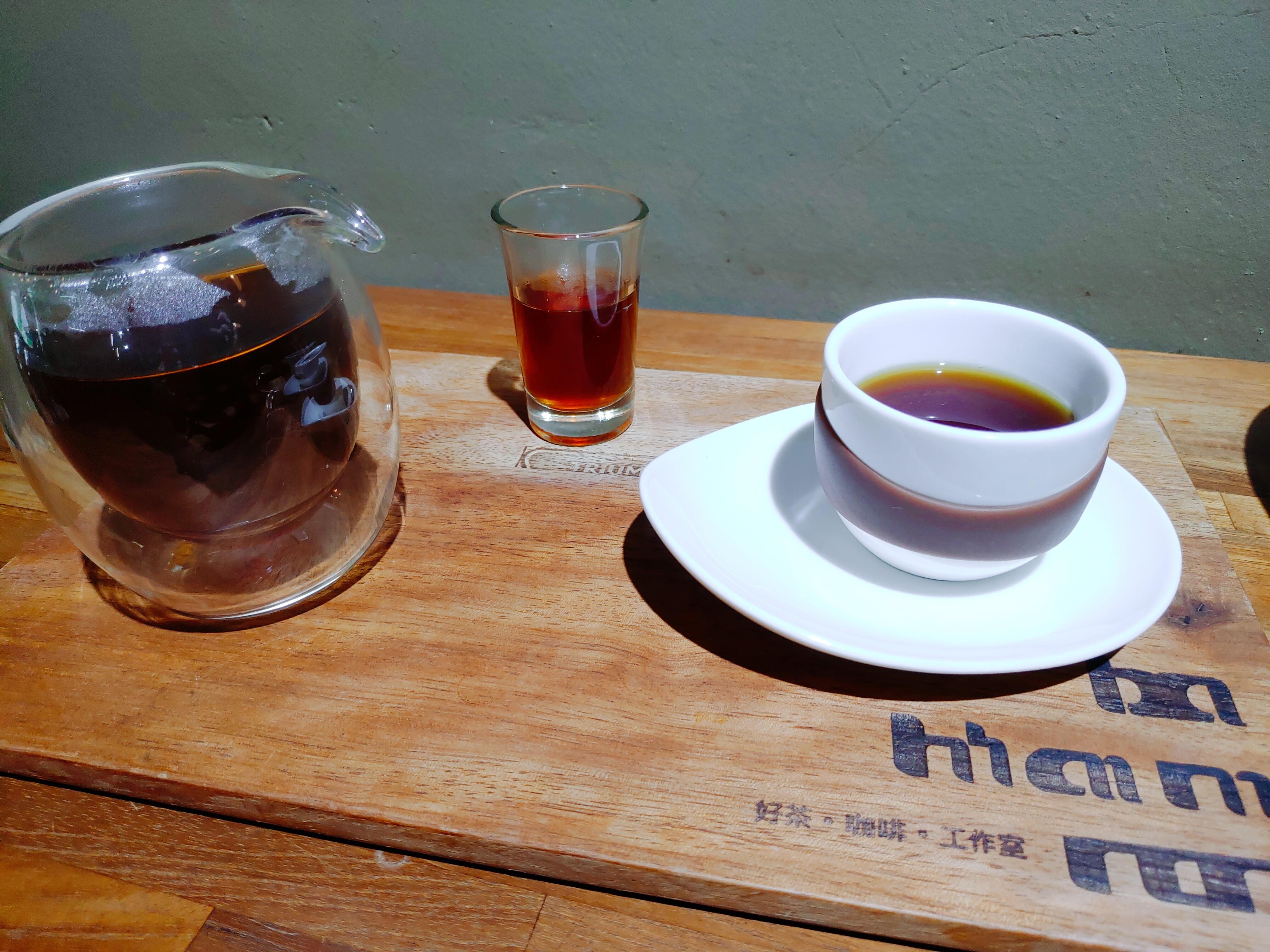【花蓮瑞穗】好茶咖啡工作室|在地自產的茶與咖啡,DIY研磨咖啡豆