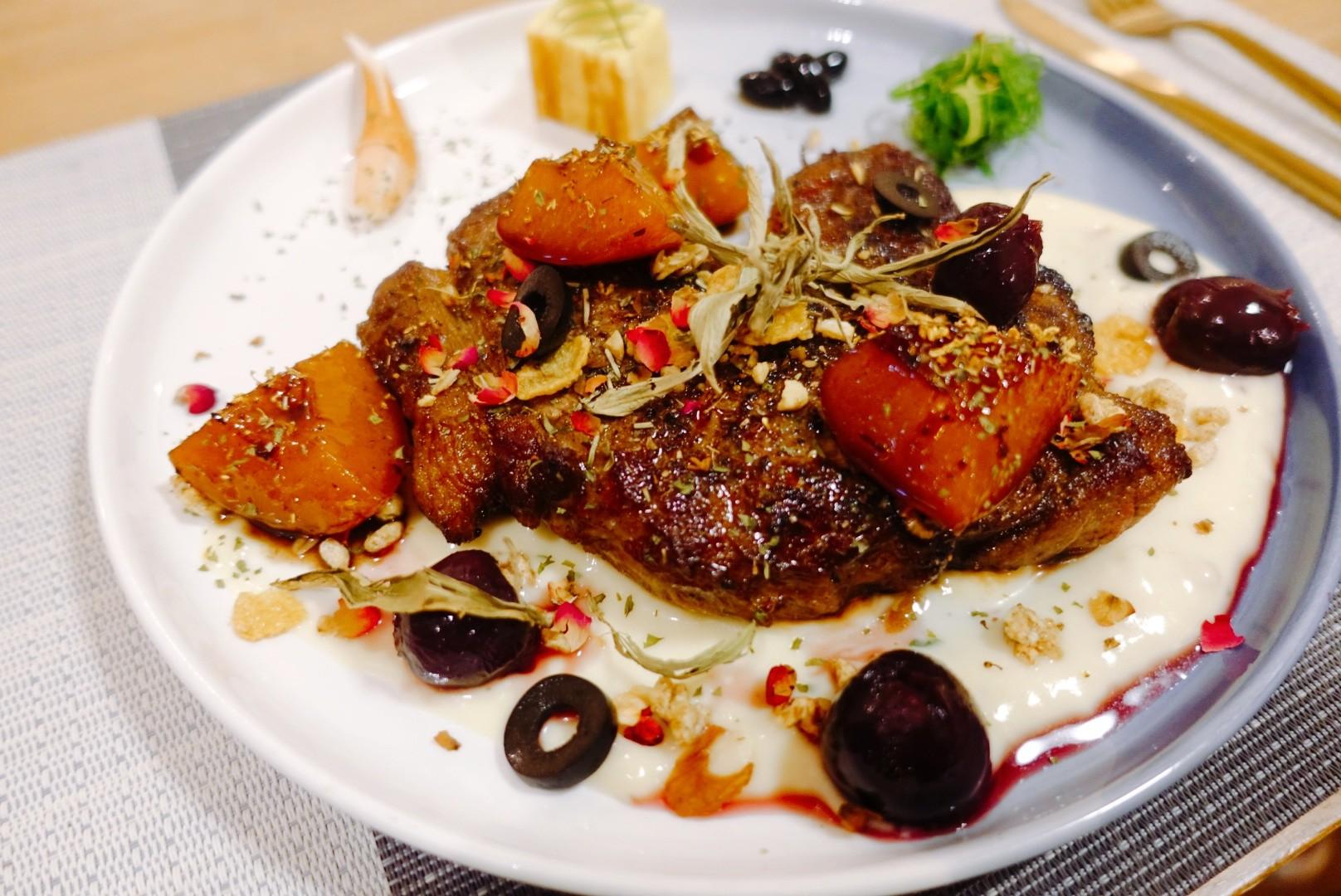 【花蓮吉安】春雨宮內法式禪風料理|享受貴族般的極致美味盛宴