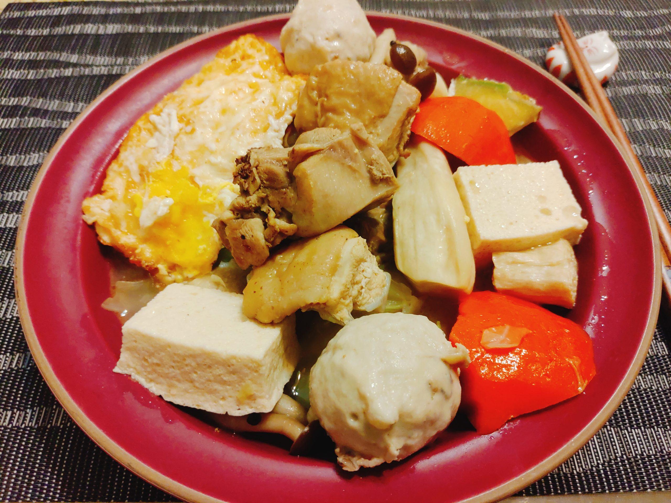 【食譜】麻油雞火鍋|天冷暖心又香又美味,把愛吃的都加進去