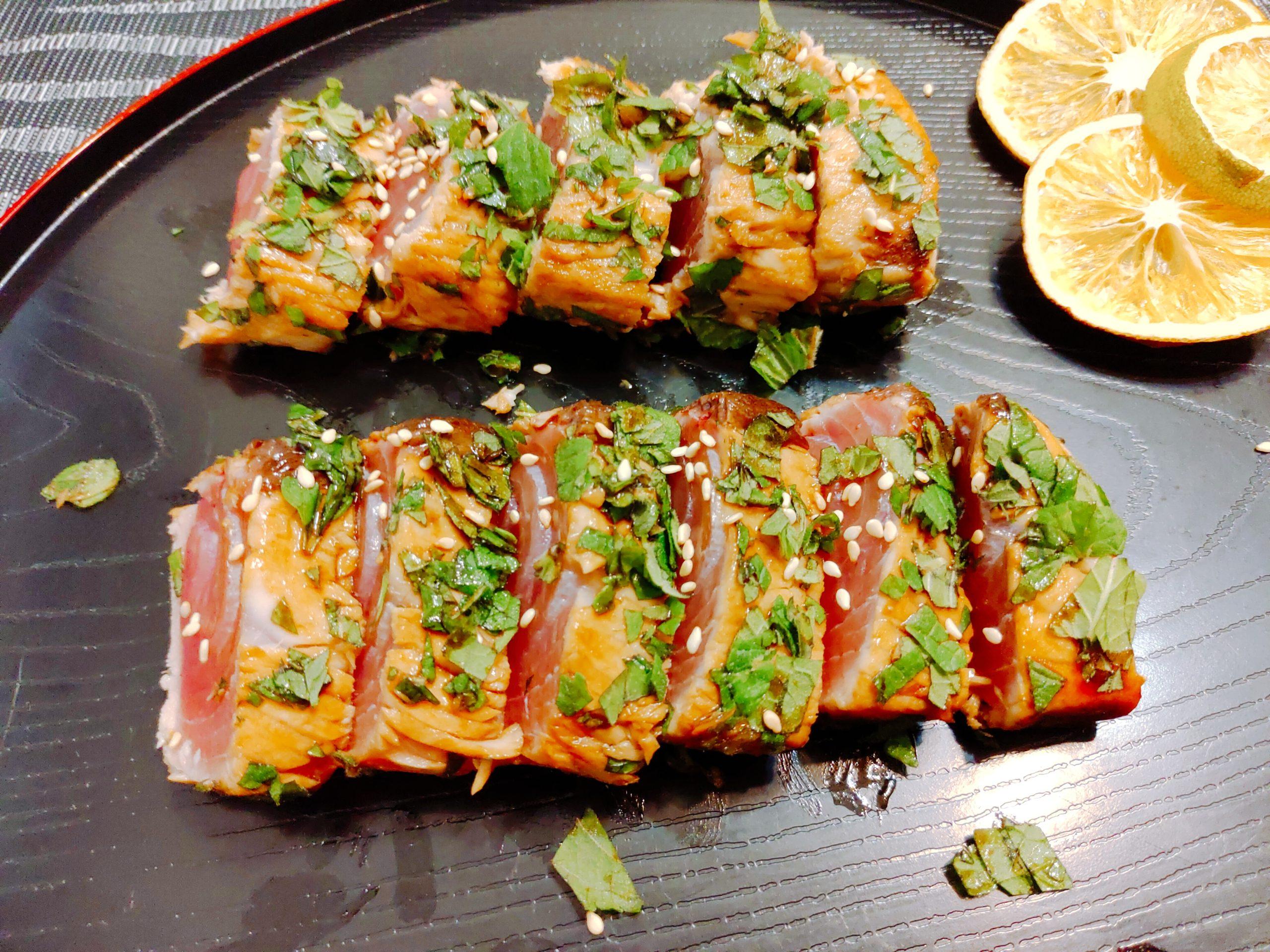 【食譜】生魚片三重奏|三種簡單的延伸料理