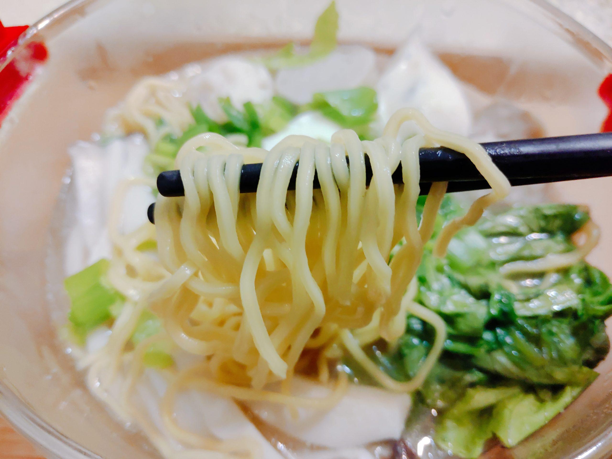 【試吃】MOHEJI北海道鹽味鮮蝦拉麵|Q彈十足的拉麵配上超絕蝦味湯頭