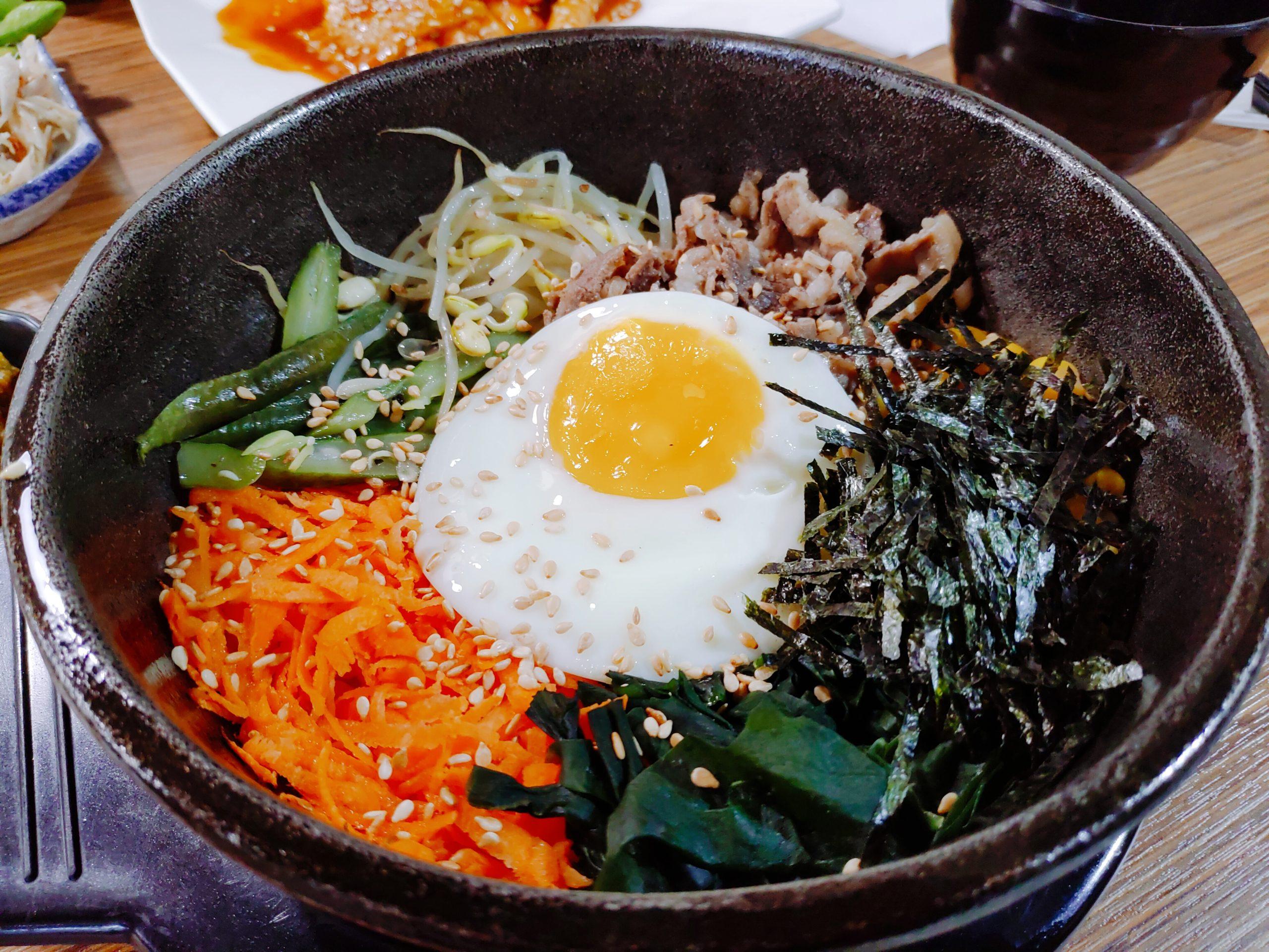 【花蓮玉里】十二太極韓式料理|平價韓式料理,免費暢飲的湯跟飲料