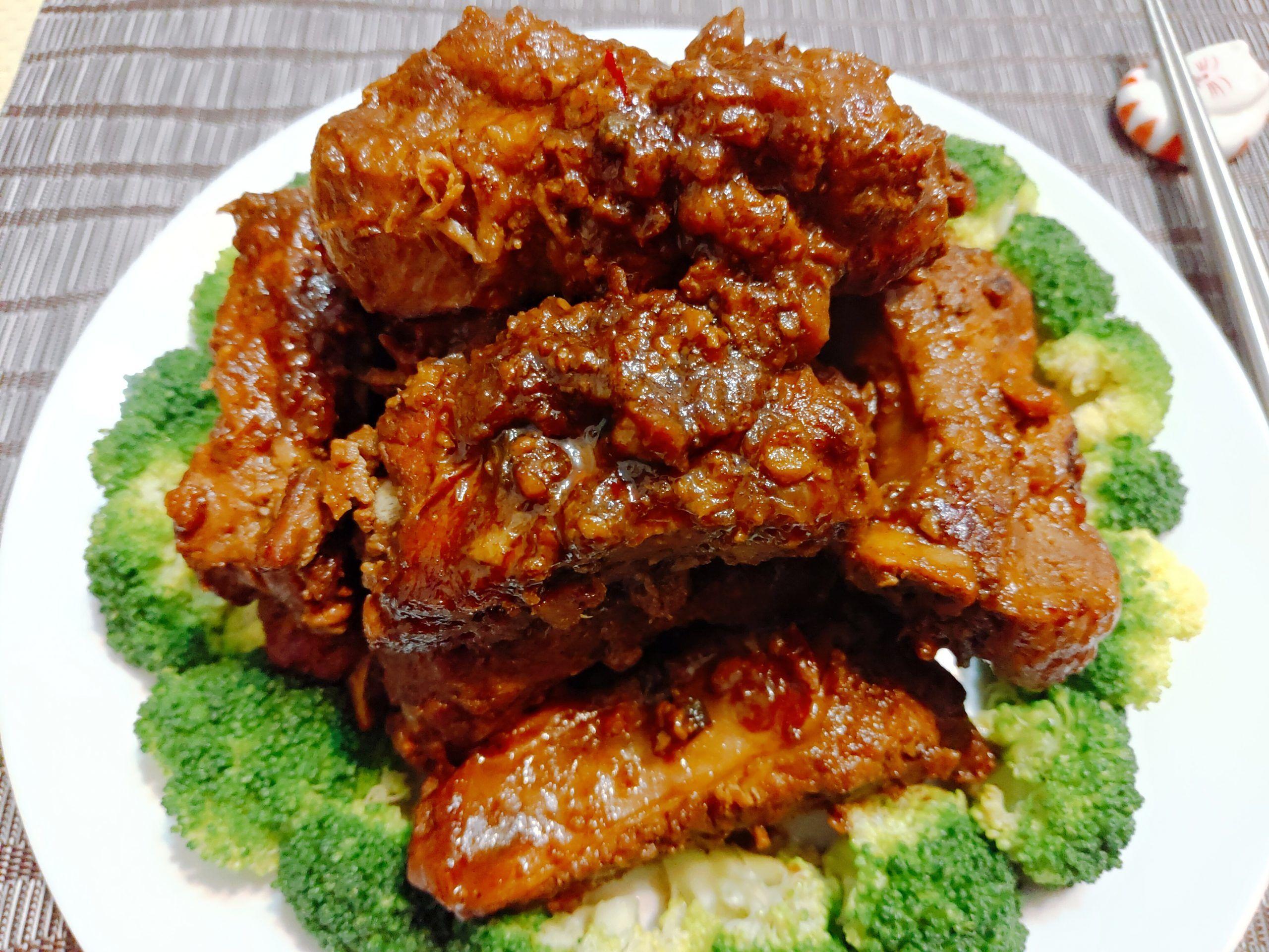 【食譜】無錫排骨|簡易版本的江蘇名菜,大菜上桌一點都不難