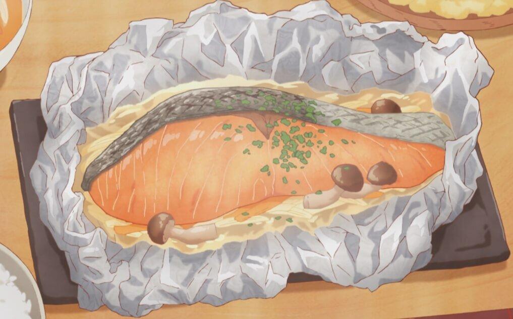 【食譜】衛宮家的鮭魚錫紙燒
