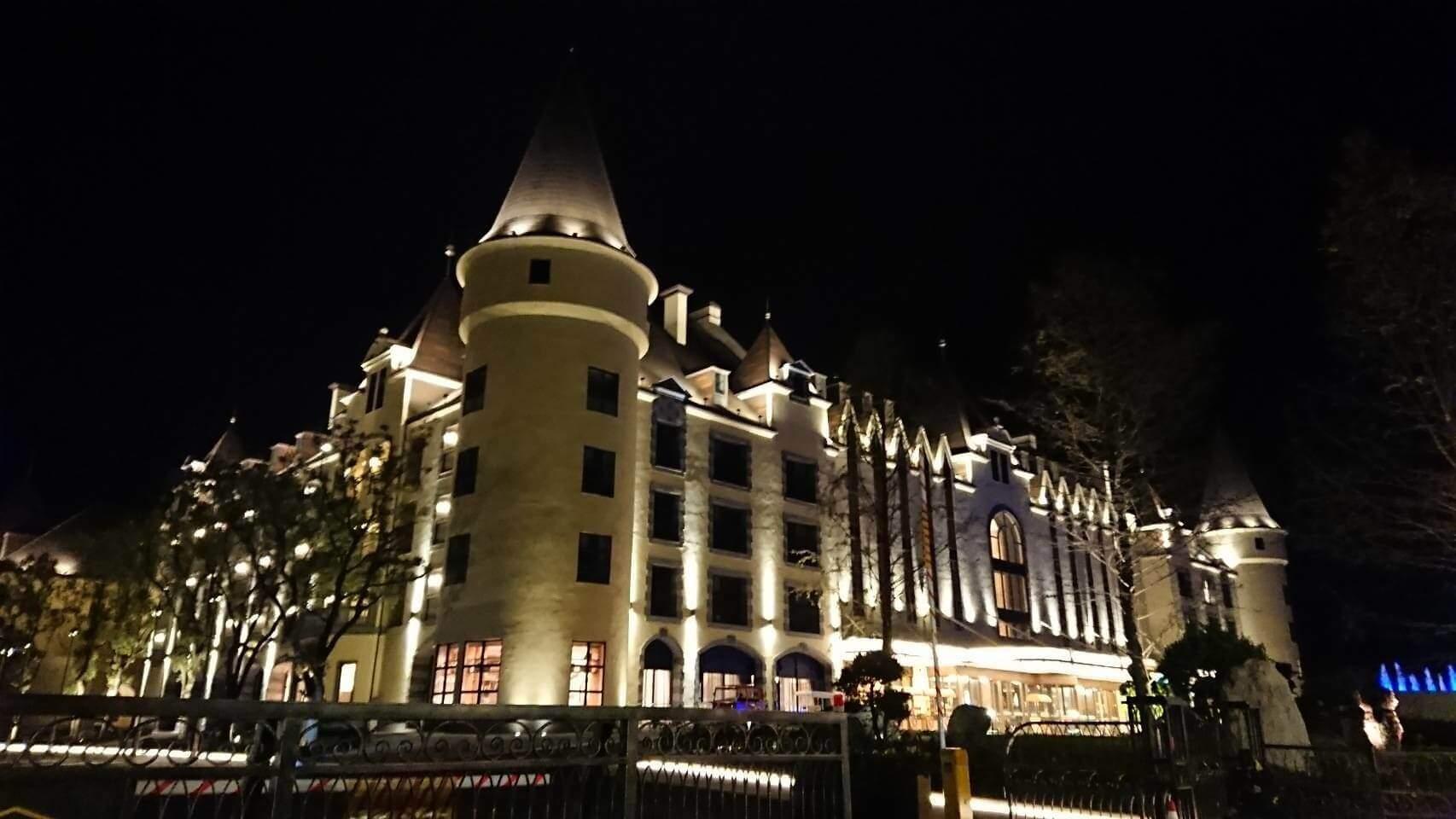 【花蓮食記】瑞穗春天酒店–置身於歐式城堡,僅存氣氛的自助式吃到飽