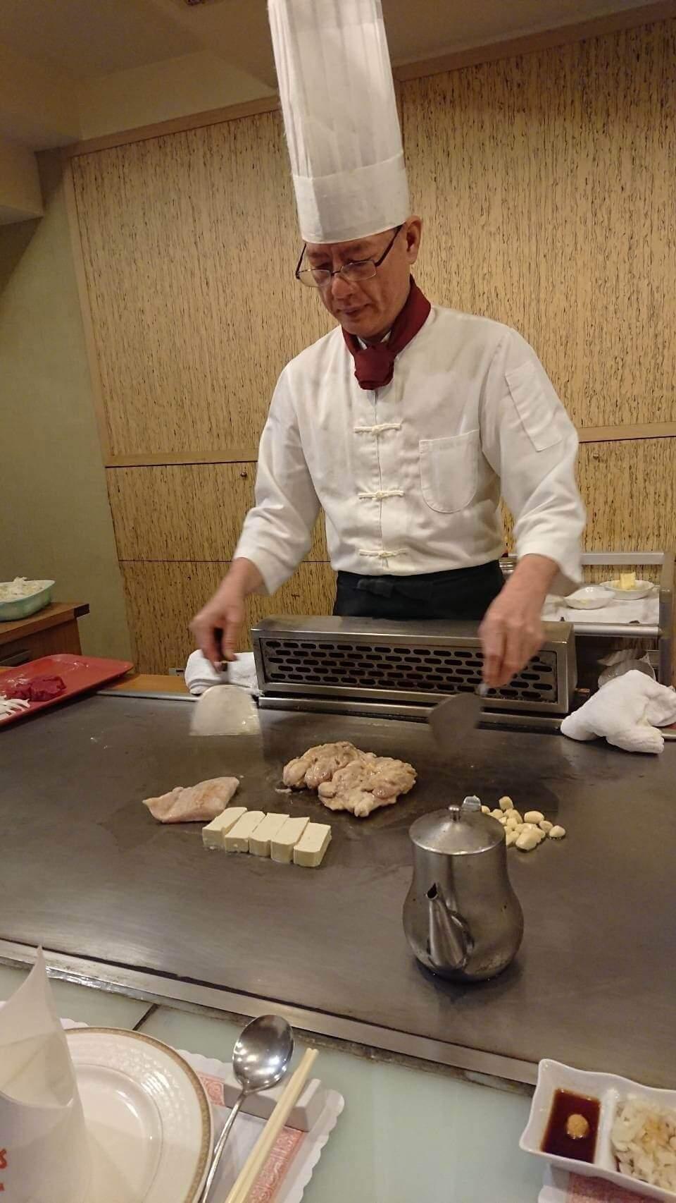 【台北南京】美心鐵板燒–店老卻仍認真講究的美味鐵板燒