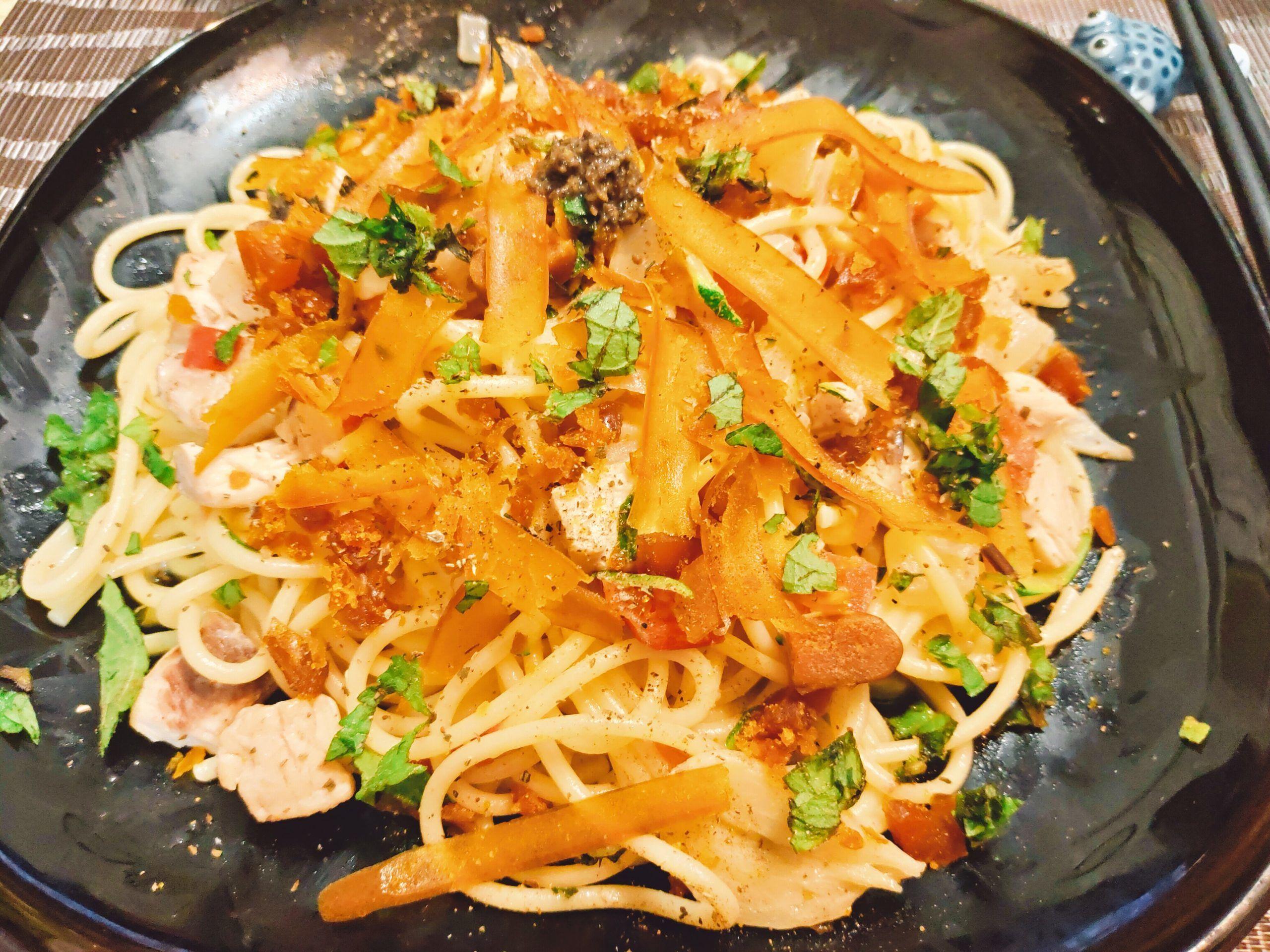 【食譜】松露烏魚子義大利麵|零失敗簡易料理,烏魚子與松露共舞的美味