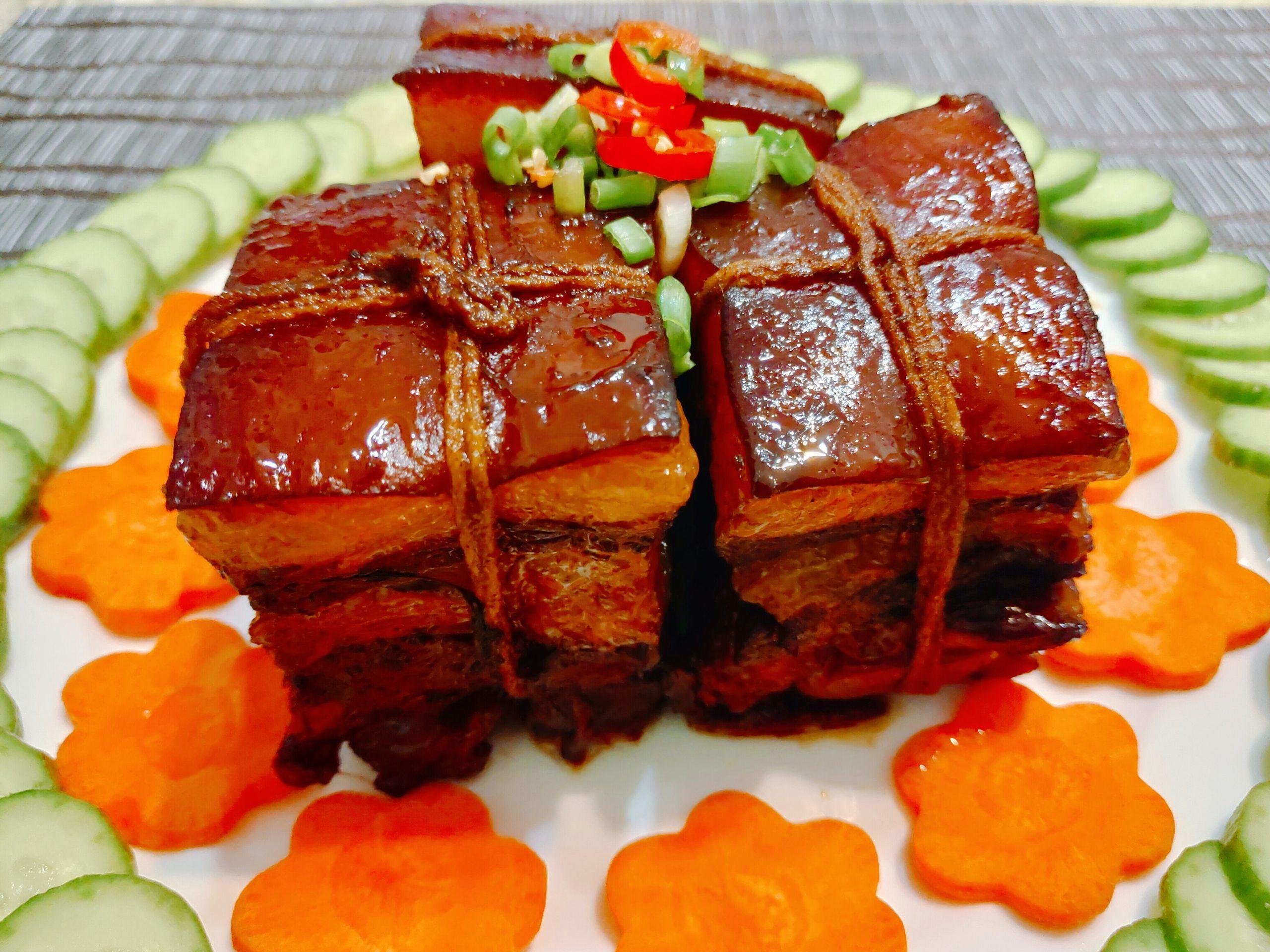 【食譜】東坡肉|零失敗簡單版,入口即化又美味的江浙名菜輕鬆在家做