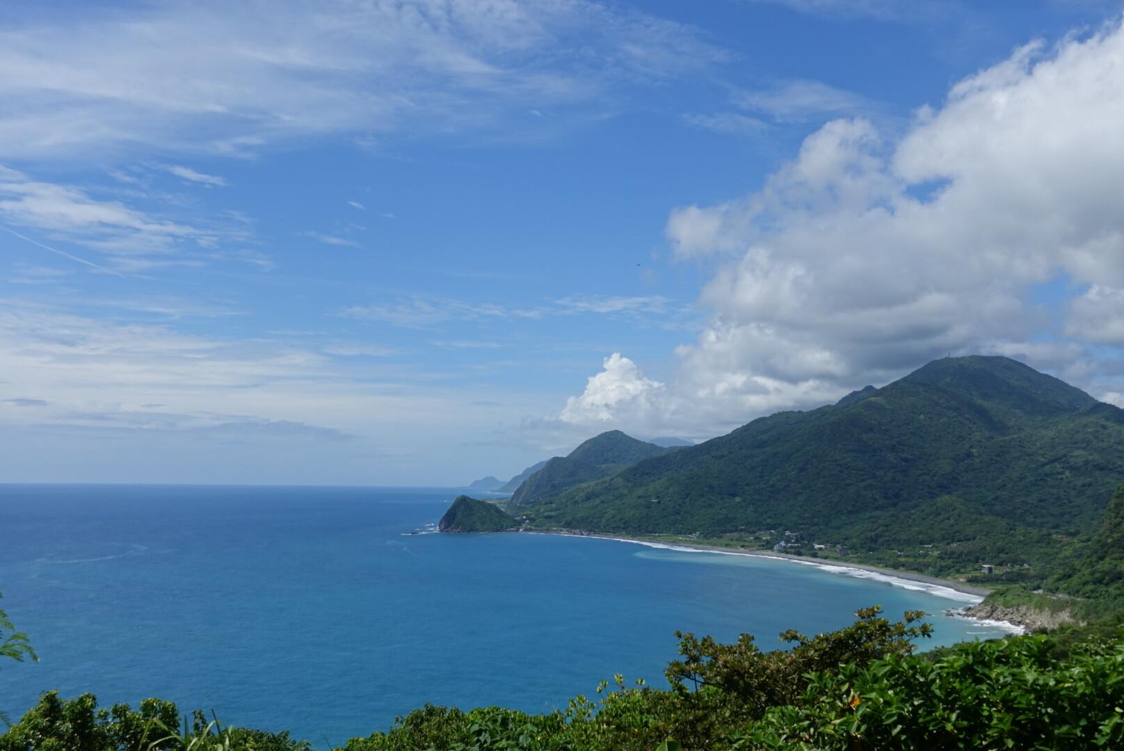 【花蓮豐濱】芭崎休息區|海線上的絕美海景,還有可口奶酪可以品嘗