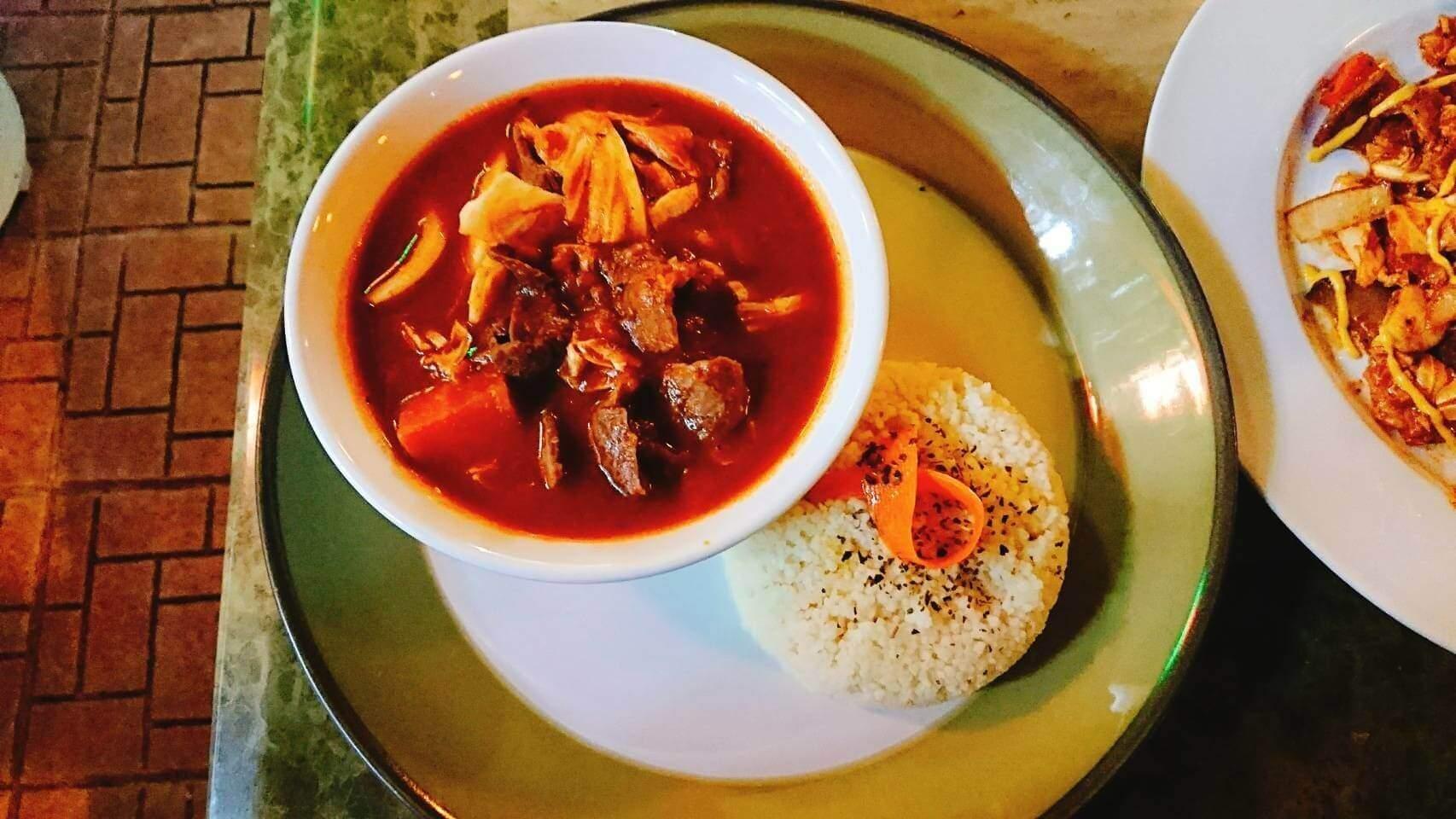 【花蓮市區】非洲象牙海岸小廚房 充滿神秘的非洲特色料理