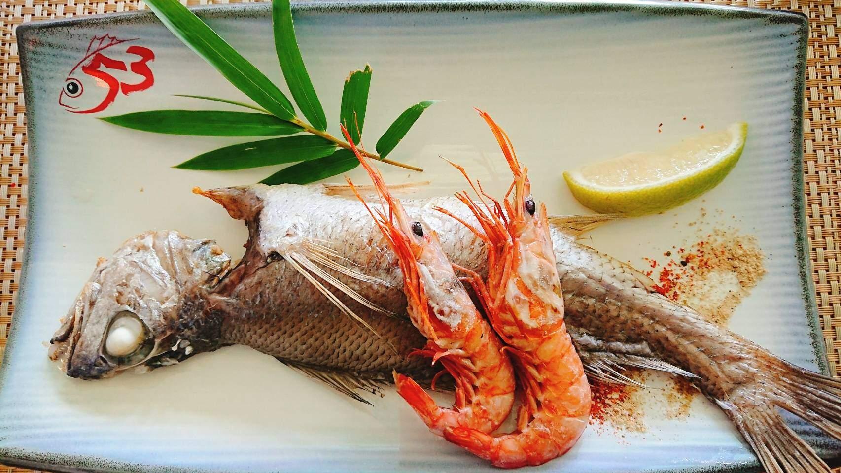 【宜蘭頭城】伍參港海廚料理|精緻又充滿海洋風情的無菜單料理