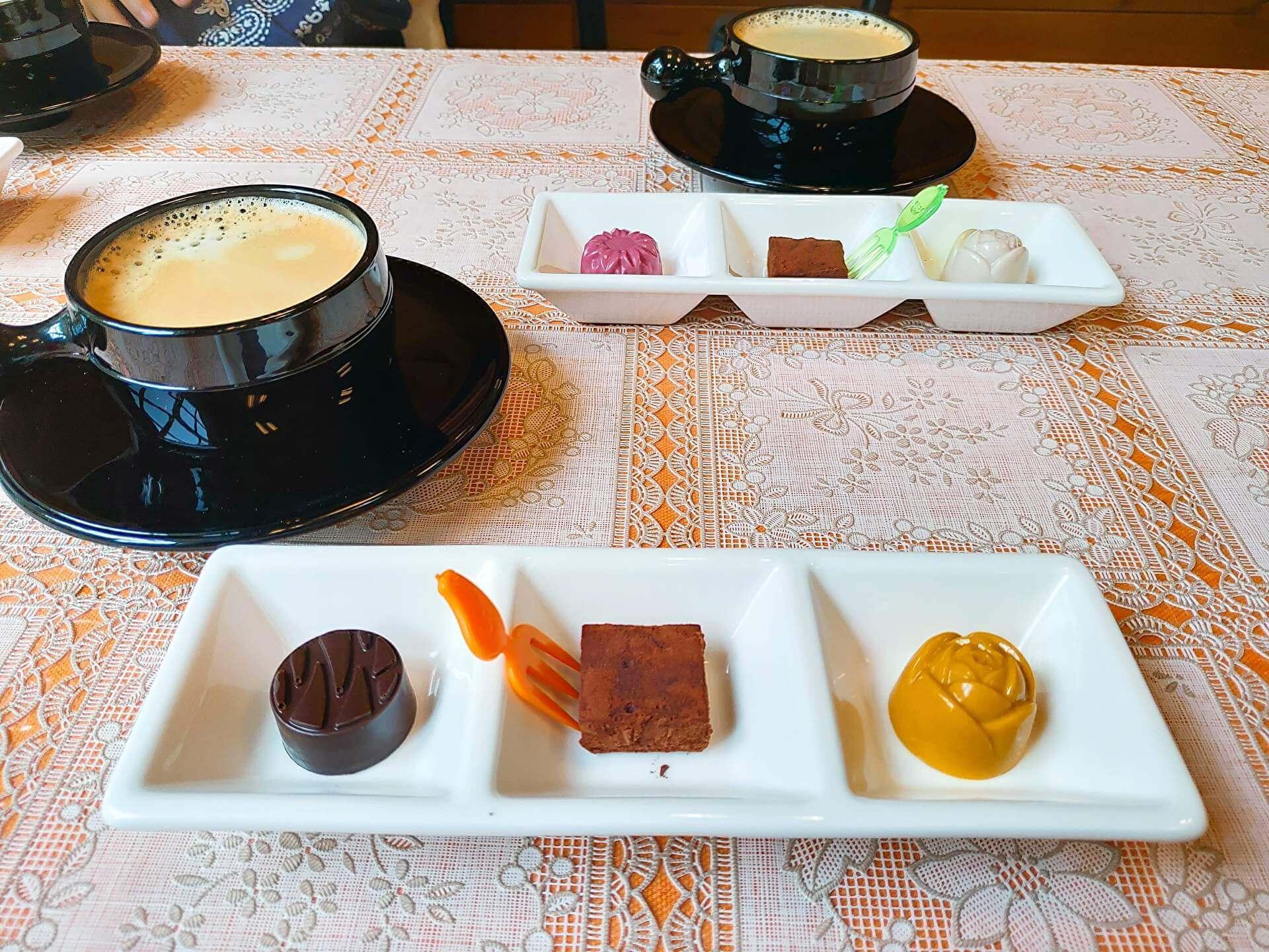 【花蓮吉安】巧克愛|滿溢著愛的手工巧克力與獨特可可茶